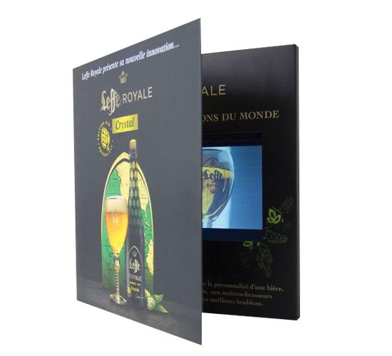 L'Imprime Video® carré 7 pouces