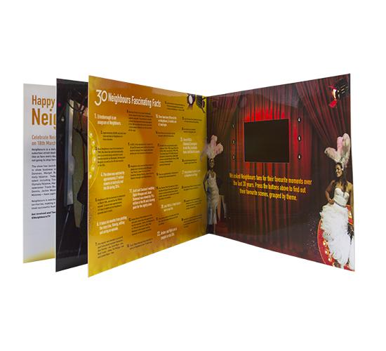 Imprimé Video® Neighbours • extra-plat