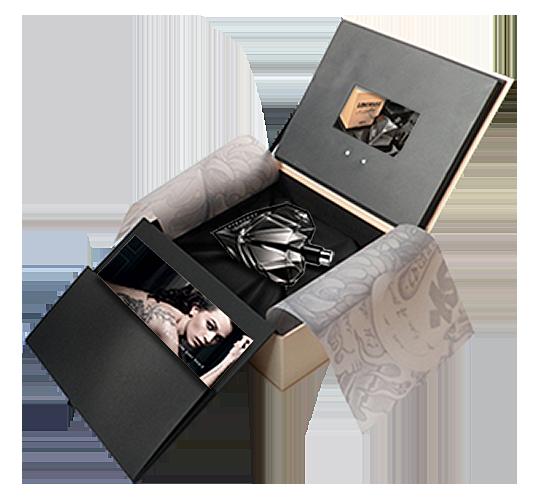 Coffret Imprimé Video® Diesel • Parfum
