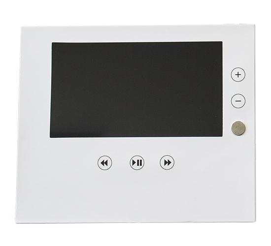 Bloc Imprimé Video® 7 pouces 210x175 mm