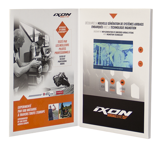 Imprimé video® Ixon A5